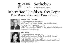 Rebert Pitofsdky & Alice Regain Real Estate